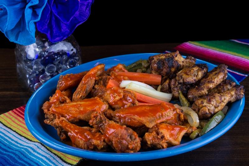 Food Photography for Blue Moon Mexican