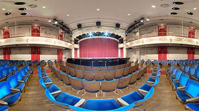 Goodspeed Opera House Virtual Tour