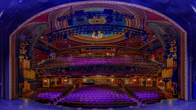 American Airlines Theatre Virtual Tour